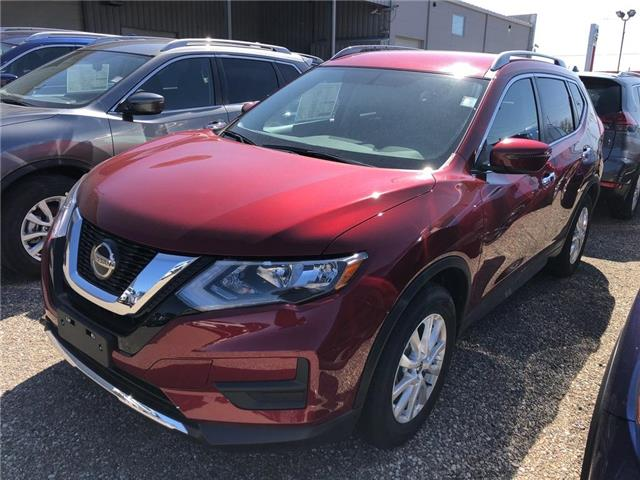2020 Nissan Rogue S (Stk: W0168) in Cambridge - Image 1 of 5