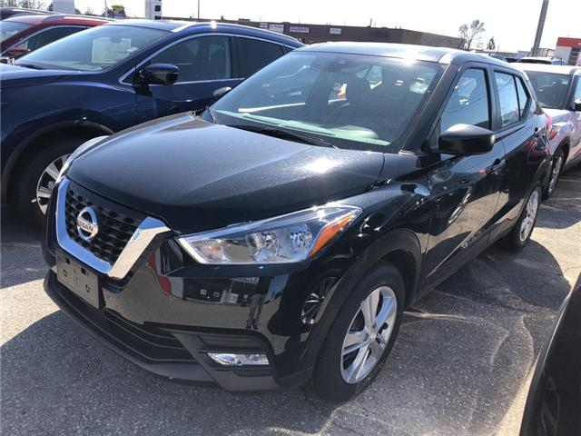 2020 Nissan Kicks S (Stk: W0205) in Cambridge - Image 1 of 5
