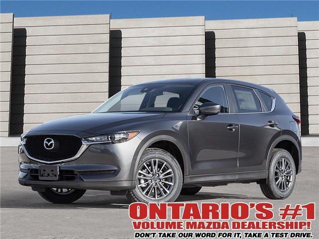 2020 Mazda CX-5 GX (Stk: 85417) in Toronto - Image 1 of 23