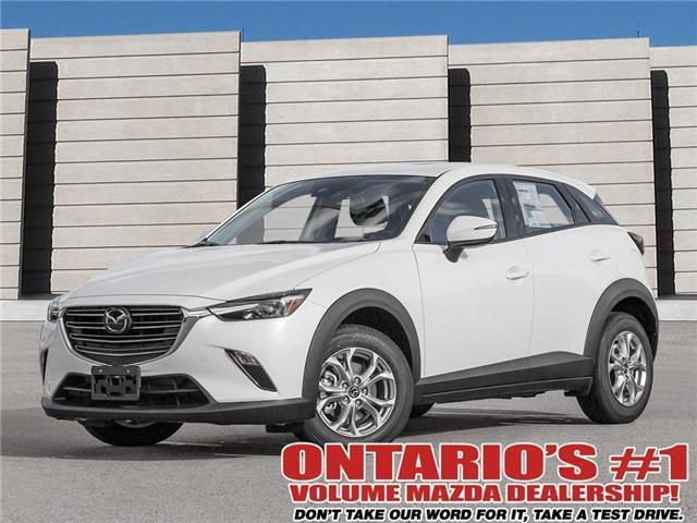 2020 Mazda CX-3 GS (Stk: 85447) in Toronto - Image 1 of 23