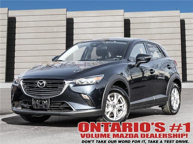 2020 Mazda CX-3 GS (Stk: 85231) in Toronto - Image 1 of 23