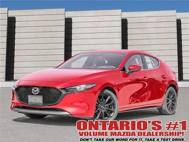 2020 Mazda Mazda3 Sport  (Stk: 85330) in Toronto - Image 1 of 23