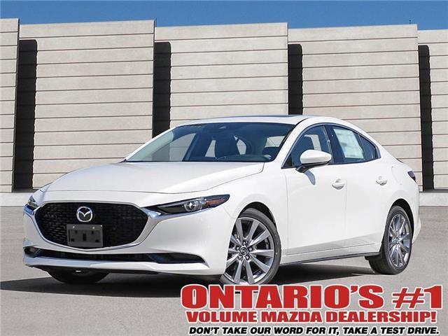 2020 Mazda Mazda3 GT Auto i-ACTIV AWD (Stk: 85517) in Toronto - Image 1 of 23