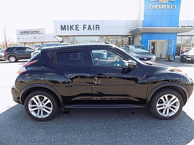 2016 Nissan Juke  (Stk: P4182A) in Smiths Falls - Image 1 of 19