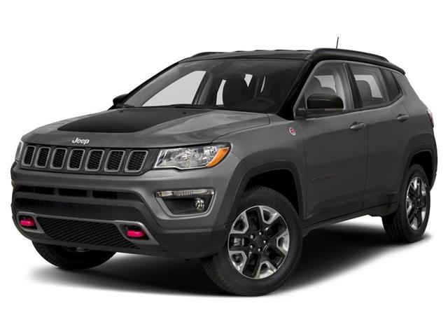 2020 Jeep Compass Trailhawk (Stk: L156470) in Surrey - Image 1 of 9