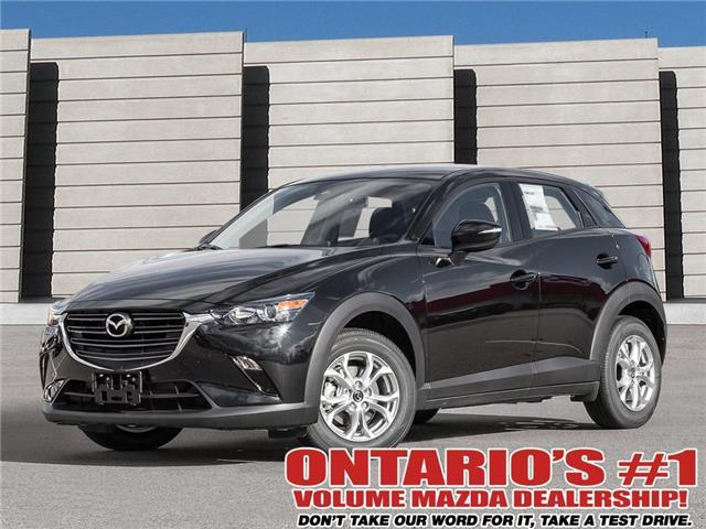 2020 Mazda CX-3 GS (Stk: 85445) in Toronto - Image 1 of 23