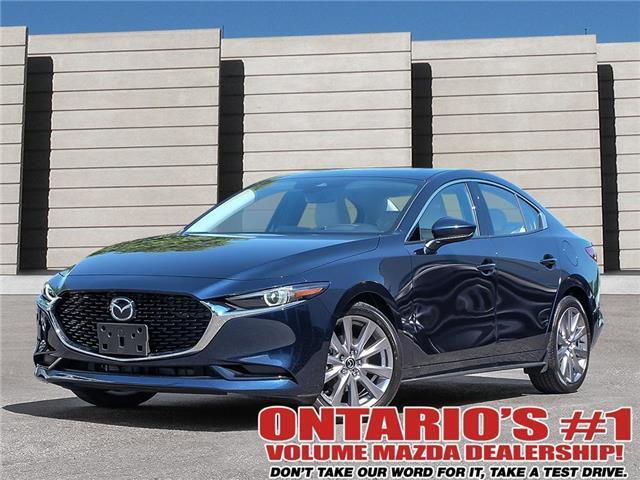 2020 Mazda Mazda3 GT Auto i-ACTIV AWD (Stk: 85555) in Toronto - Image 1 of 23