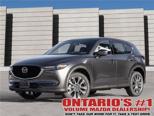 2020 Mazda CX-5 Signature (Stk: 85495) in Toronto - Image 1 of 23