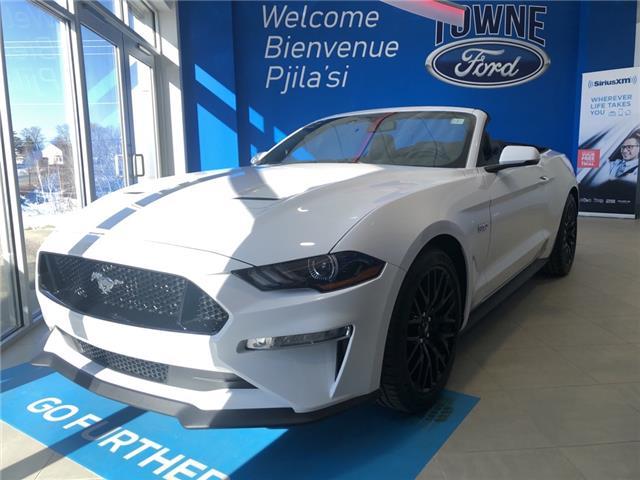 2020 Ford Mustang GT Premium (Stk: 0401) in Miramichi - Image 1 of 11