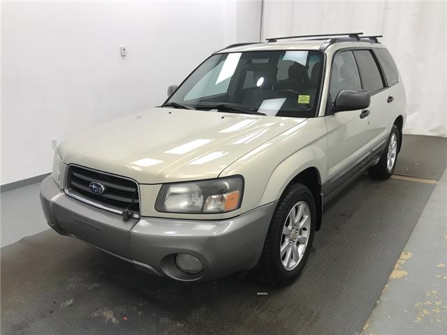 2005 Subaru Forester XS JF1SG65625H712707 100277 in Lethbridge