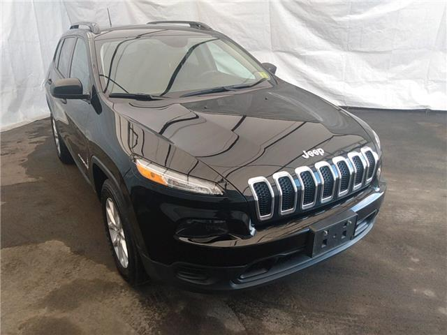 2018 Jeep Cherokee Sport (Stk: 1812501R) in Thunder Bay - Image 1 of 20