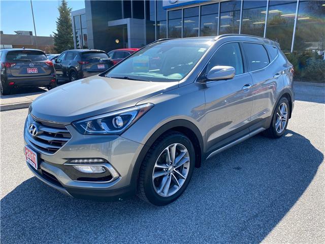 2017 Hyundai Santa Fe Sport  (Stk: M4248) in Sarnia - Image 1 of 13