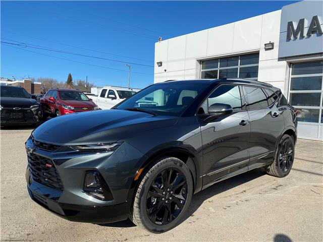 2020 Chevrolet Blazer RS (Stk: 20178) in Sioux Lookout - Image 1 of 12