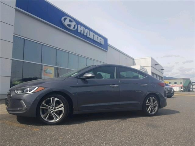 2017 Hyundai Elantra Limited (Stk: HA3-5478A) in Chilliwack - Image 1 of 12