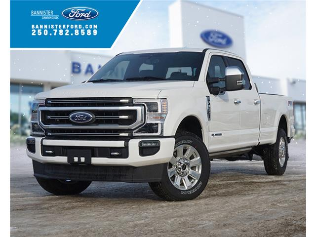 2020 Ford F-350 Platinum (Stk: T202031) in Dawson Creek - Image 1 of 16