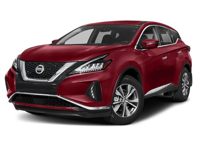 2020 Nissan Murano SV (Stk: N610) in Thornhill - Image 1 of 8