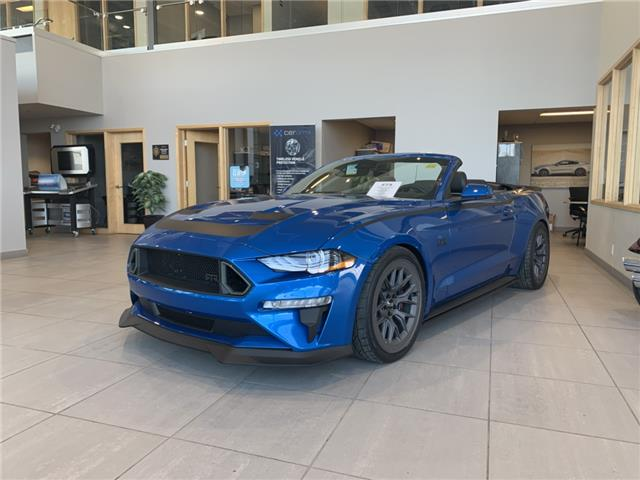 2020 Ford Mustang GT Premium (Stk: LMU006) in Fort Saskatchewan - Image 1 of 22