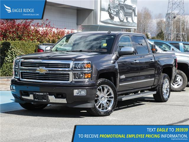 2014 Chevrolet Silverado 1500 High Country (Stk: 140160) in Coquitlam - Image 1 of 17