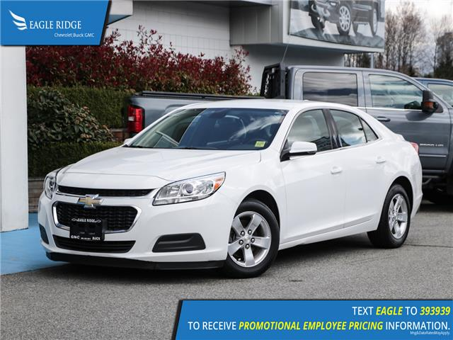2015 Chevrolet Malibu 1LT (Stk: 150998) in Coquitlam - Image 1 of 14