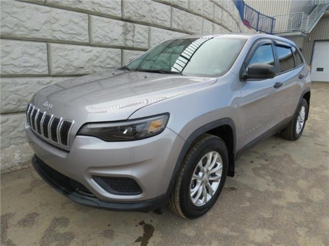 2019 Jeep Cherokee Sport (Stk: D00511A) in Fredericton - Image 1 of 21