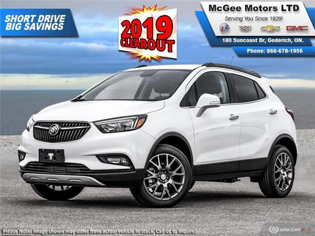 2019 Buick Encore Sport Touring (Stk: 850247) in Goderich - Image 1 of 23