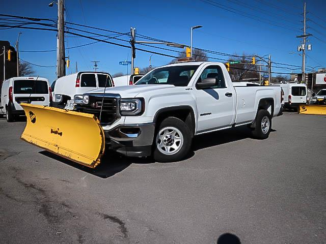 2018 GMC Sierra 1500 Base (Stk: 89029-3) in Ottawa - Image 1 of 22