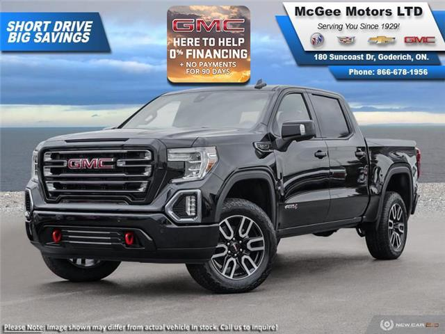 2020 GMC Sierra 1500 AT4 (Stk: 245004) in Goderich - Image 1 of 23