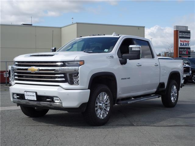 2020 Chevrolet Silverado 3500HD High Country (Stk: 0205240) in Langley City - Image 1 of 6