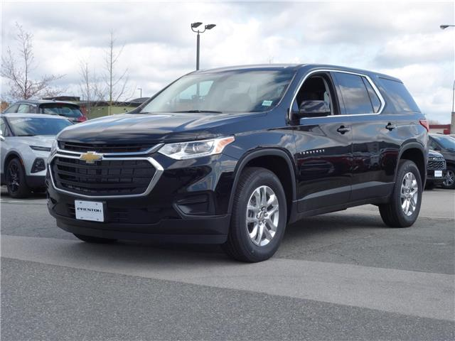 2020 Chevrolet Traverse LS (Stk: 0206160) in Langley City - Image 1 of 6