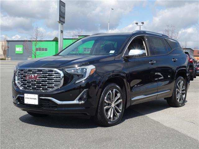 2020 GMC Terrain Denali (Stk: 0207750) in Langley City - Image 1 of 6