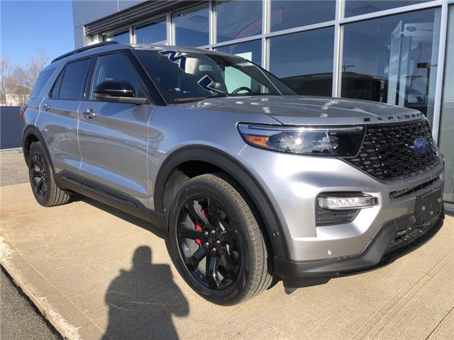 2020 Ford Explorer ST (Stk: 01309) in Miramichi - Image 1 of 10