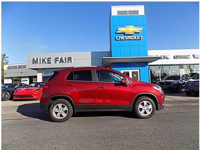 2020 Chevrolet Trax LT (Stk: 20022) in Smiths Falls - Image 1 of 19