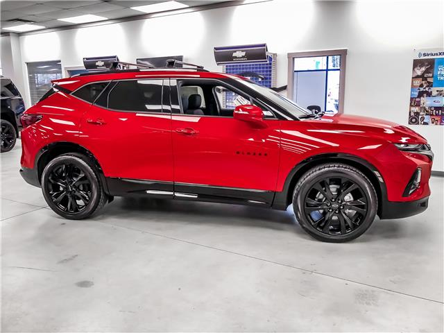 2020 Chevrolet Blazer RS (Stk: 20-53) in Trail - Image 1 of 29