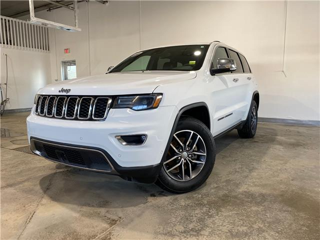 2018 Jeep Grand Cherokee Limited (Stk: F841) in Saskatoon - Image 1 of 16