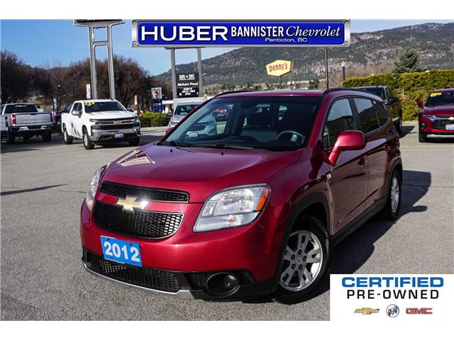 2012 Chevrolet Orlando  (Stk: N04220A) in Penticton - Image 1 of 15