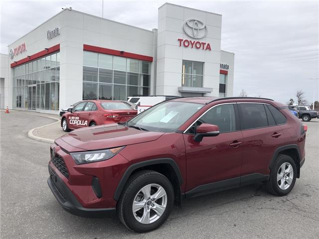 2019 Toyota RAV4 LE (Stk: B2943) in Ottawa - Image 1 of 15