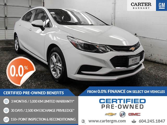 2017 Chevrolet Cruze LT Auto (Stk: P9-51731) in Burnaby - Image 1 of 23