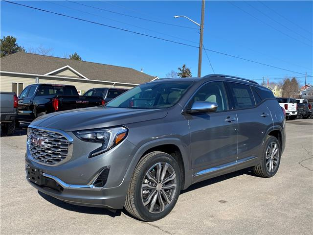 2020 GMC Terrain Denali (Stk: 20165) in Sioux Lookout - Image 1 of 11