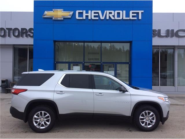 2020 Chevrolet Traverse LS (Stk: 7201400) in Whitehorse - Image 1 of 22