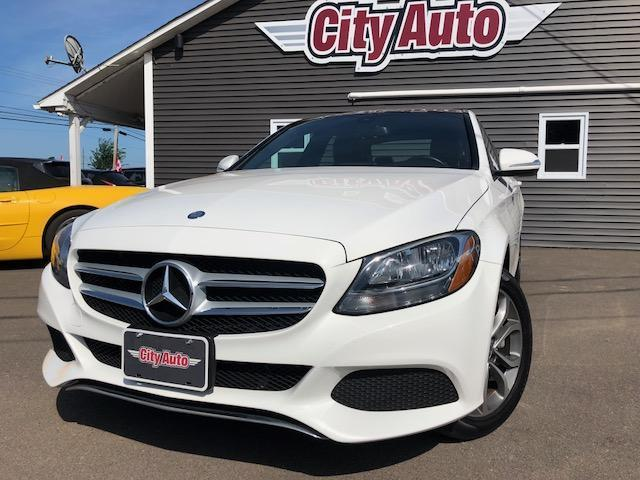 2015 Mercedes-Benz C-Class Base (Stk: 065878) in Sussex - Image 1 of 30