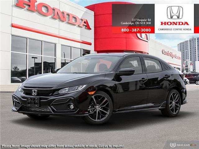 2020 Honda Civic Sport (Stk: 20871) in Cambridge - Image 1 of 24
