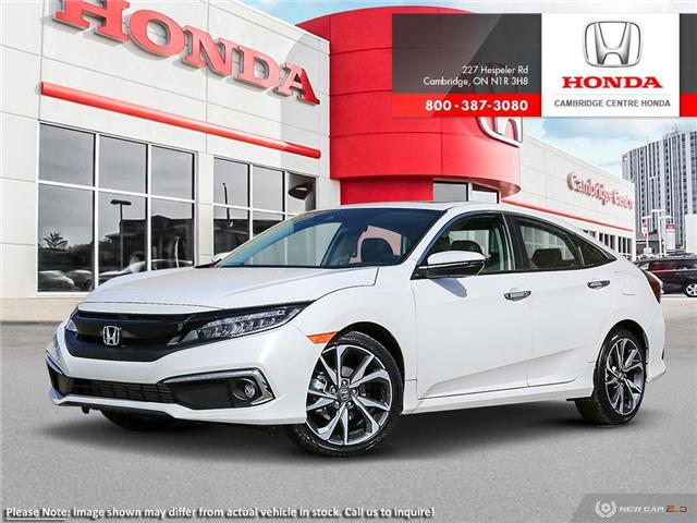 2020 Honda Civic Touring (Stk: 20877) in Cambridge - Image 1 of 24