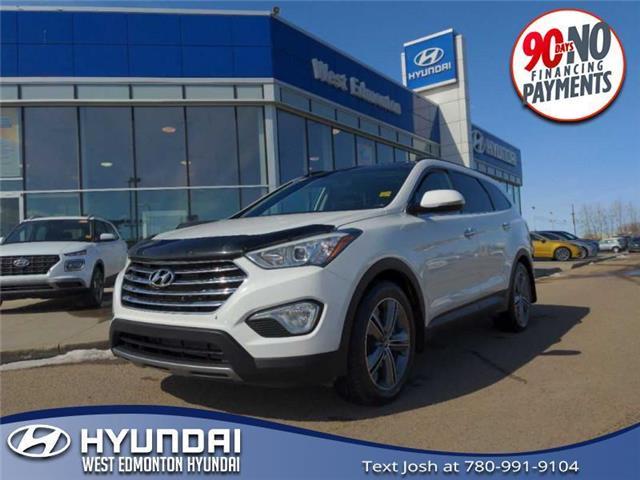 2016 Hyundai Santa Fe XL Limited (Stk: 9837A) in Edmonton - Image 1 of 24