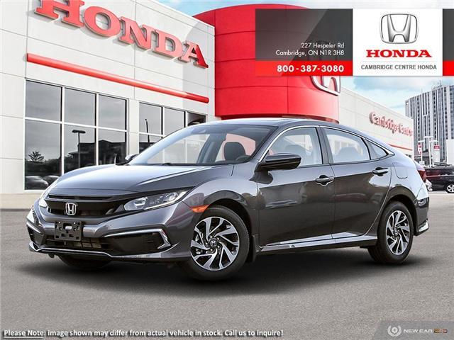 2020 Honda Civic EX (Stk: 20810) in Cambridge - Image 1 of 24