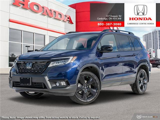 2020 Honda Passport Touring (Stk: 20590) in Cambridge - Image 1 of 24