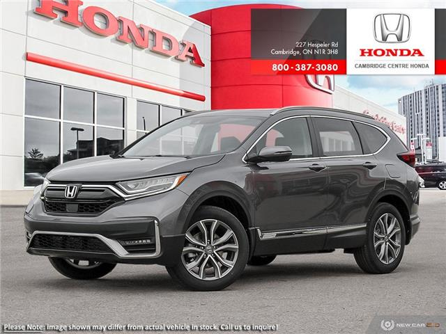 2020 Honda CR-V Touring (Stk: 20768) in Cambridge - Image 1 of 24