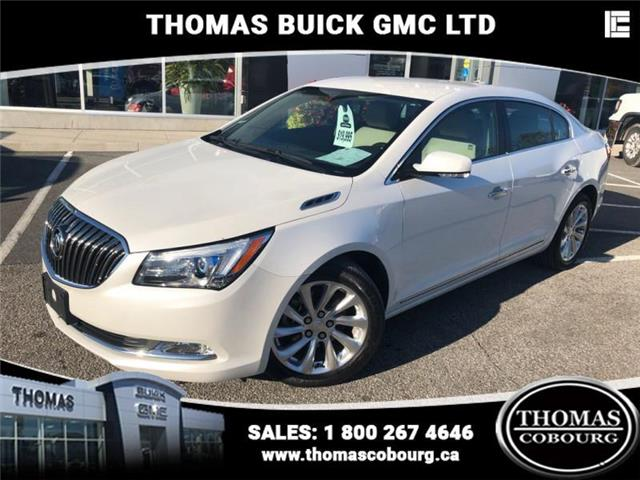 2016 Buick LaCrosse Leather (Stk: UC53244) in Cobourg - Image 1 of 24