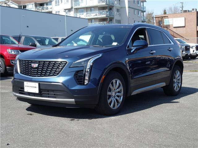 2020 Cadillac XT4 Premium Luxury (Stk: 0204580) in Langley City - Image 1 of 6