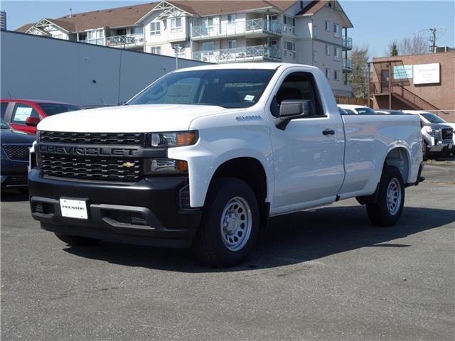 2020 Chevrolet Silverado 1500 Work Truck (Stk: 0204700) in Langley City - Image 1 of 6