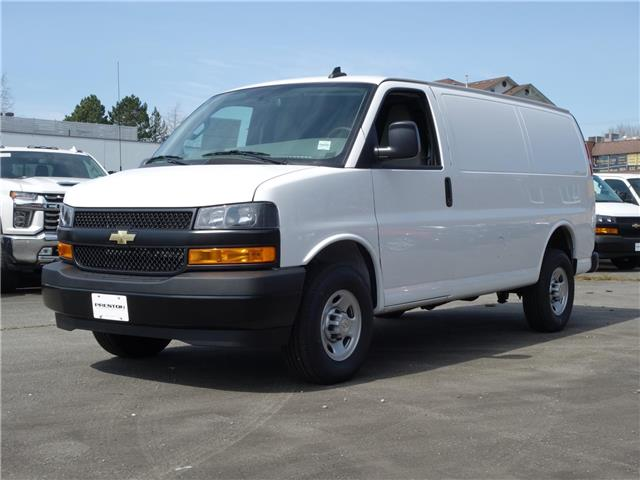 2020 Chevrolet Express 3500 Work Van (Stk: 0204740) in Langley City - Image 1 of 6